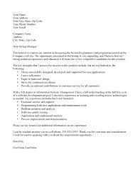 Sample Cover Letters For Teaching Position Letter Idea 2018