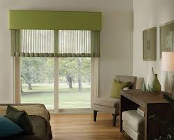 Window Treatments For Sliding Glass Doors Window Treatment Ideas For Doors 3 Blind Mice