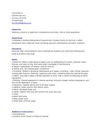 Fabulous Building Manager Resume Samples About Manager Resume