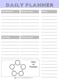 Planner 5 Daily Planner 5 London Calling Designs