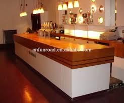 Modern Design Hotel Club Glow Led Bar Counter Buy Hotel Bar Counterled Bar Countermodern Bar Counter Product On Alibabacom