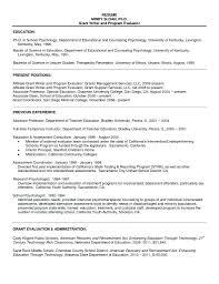 8 Graduate Student Resume Templates Invoice Templatez