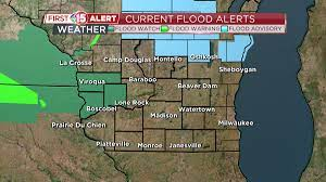 Flooding possible: Heavy rain & storms ...