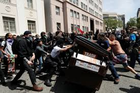 Image result for antifa destruction