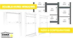 Anderson Silverline Window Sizes Goldenstatetow Co