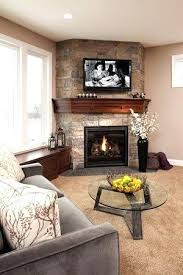 corner gas fireplace design ideas new best images on contemporary