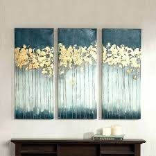 canvas wall art ideas outstanding best 3 piece on throughout 25 creative and easy diy full