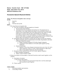 persuasive essay outline examples the polka dotted teacher by  view larger