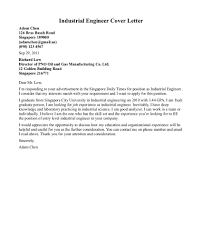 Cover Letter Manufacturing Engineering Resume Examples Picsora