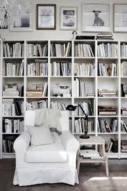 Furniture: Understairs Ikea Billy Home Library - DIY IKEA Furniture