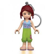 ≡ <b>Брелок</b>-фонарик <b>LEGO Friends Миа</b> (LGL-KE22 M-6-BELL ...