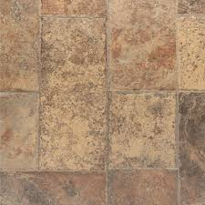Kitchen Tile Laminate Flooring Bruce Aged Terracotta 8 Mm Thick X 1594 In Wide X 4776 In