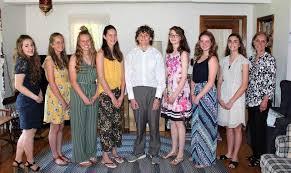 Piano teacher hosts annual recital | Entertainment | argus-press.com