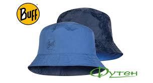 Купить <b>Панама Buff TRAVEL</b> BUCKET HAT rinmann blue со ...