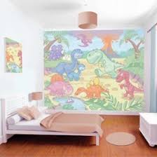 safari wallpaper nursery. Simple Wallpaper Walltastic Baby Dino World Wall Mural  Inside Safari Wallpaper Nursery