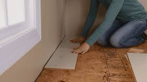 Small Picture How to Install Laminate Wood Floor