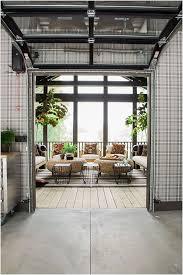 coffey garage doors los angeles glass garage door from inside the garage