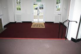 commercial carpet fitting