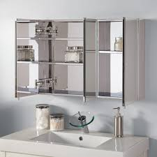 capote stainless steel medicine cabinet  bathroom