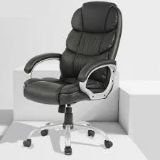 office desk chair ergonomic swivel executive adjustable task computer chair high back office desk chair with back support in home office com