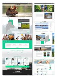 Maine Web Design Maine Travel Website Gets A New Look Reach Maine Marketing