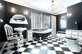 black and white tiles ceramic tile floor porcelain bathroom13 tile