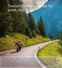 Two Wheeler Insurance Buy Renew Bike Insurance Online