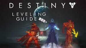 Destiny 2 Shadowkeep Leveling Guide Fast Xp And Season