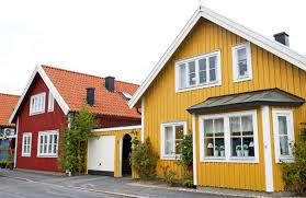 What is the average price of a house in Stockholm?