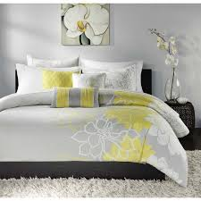 charming gray and yellow duvet set 16 for your duvet cover set with gray and yellow duvet set