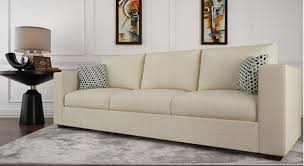 loreto fabric sofa beige 3s