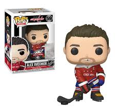 <b>Фигурка Funko POP</b>! <b>Hockey</b>: Alex Ovechkin Exclusive — купить в ...