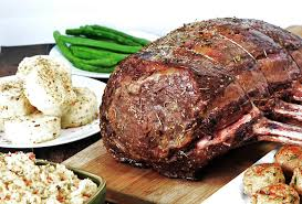 prime rib roast dinner. Exellent Dinner Prime Rib Roast On Dinner O