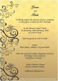 indian wedding invitation templates wedding invitation designs templates google search