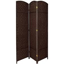 Tall room dividers Oriental Furniture Oriental Furniture Seven Ft Tall Diamond Weave Room Divider Width 5925 Inches The Home Depot Extra Tall Room Dividers Bellacor