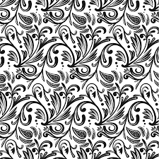 How To Make Pattern In Illustrator Beauteous How To Create A Floral Seamless Pattern With Adobe Illustrator CS48