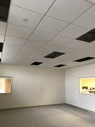 Office ceilings Concrete Office Suspended Ceiling Repair Installation Indiamart Tbar Ceilings Office Suspended Ceiling Repair Installation