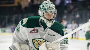 Flames prospect Dustin Wolf named CHL Goaltender of the Year | Yardbarker