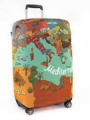 Чехол для чемодана, Размер S 50*55 см, серия <b>Travel</b>, дизайн ...