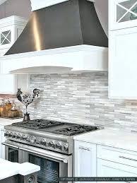 gray glass backsplash white gray white kitchen modern white gray subway marble tile gray in white