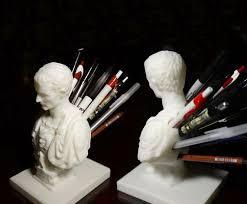 Julius Caesar Pencil Holder Simple Julius Caesar Pencil Holder