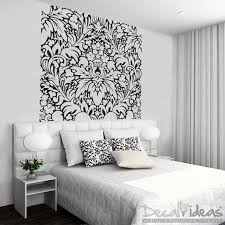 zspmed of damask wall decals damask decals wall art