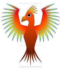 Create A Fun Phoenix Drawing