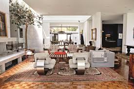 Houses Inside Ellen Degeneres Takes Us Inside Her Pretty Houses In Home La Times