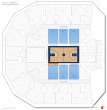 John Paul Jones Arena Virginia Seating Guide