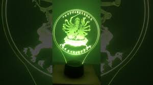 Đèn thờ phật mẫu nghìn tay, quà tặng người thân bạn bè, đèn led giá sỉ  tphcm - YouTube
