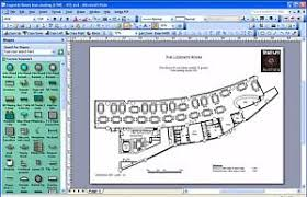 office planning software. Floor Planning Visio Microsoft Office Software O