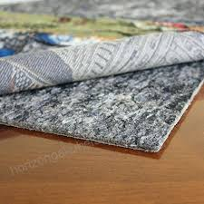 non slip rug 2 x 3 thick felt and rubber pad 8 tape bq