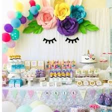 20cm wedding decoration paper flowers diy birthday party artificial flower home baby room backdrop ornament supplies hh7 1083 happy birthday party