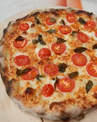 How To Cook A Pizza Backyard Brick Oven Pizza
